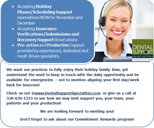 Holiday Phone Support